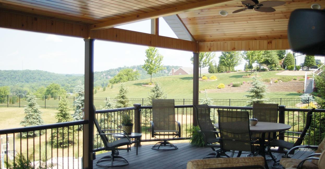 Affordable Decks And Additions Design Rebuild Remodel