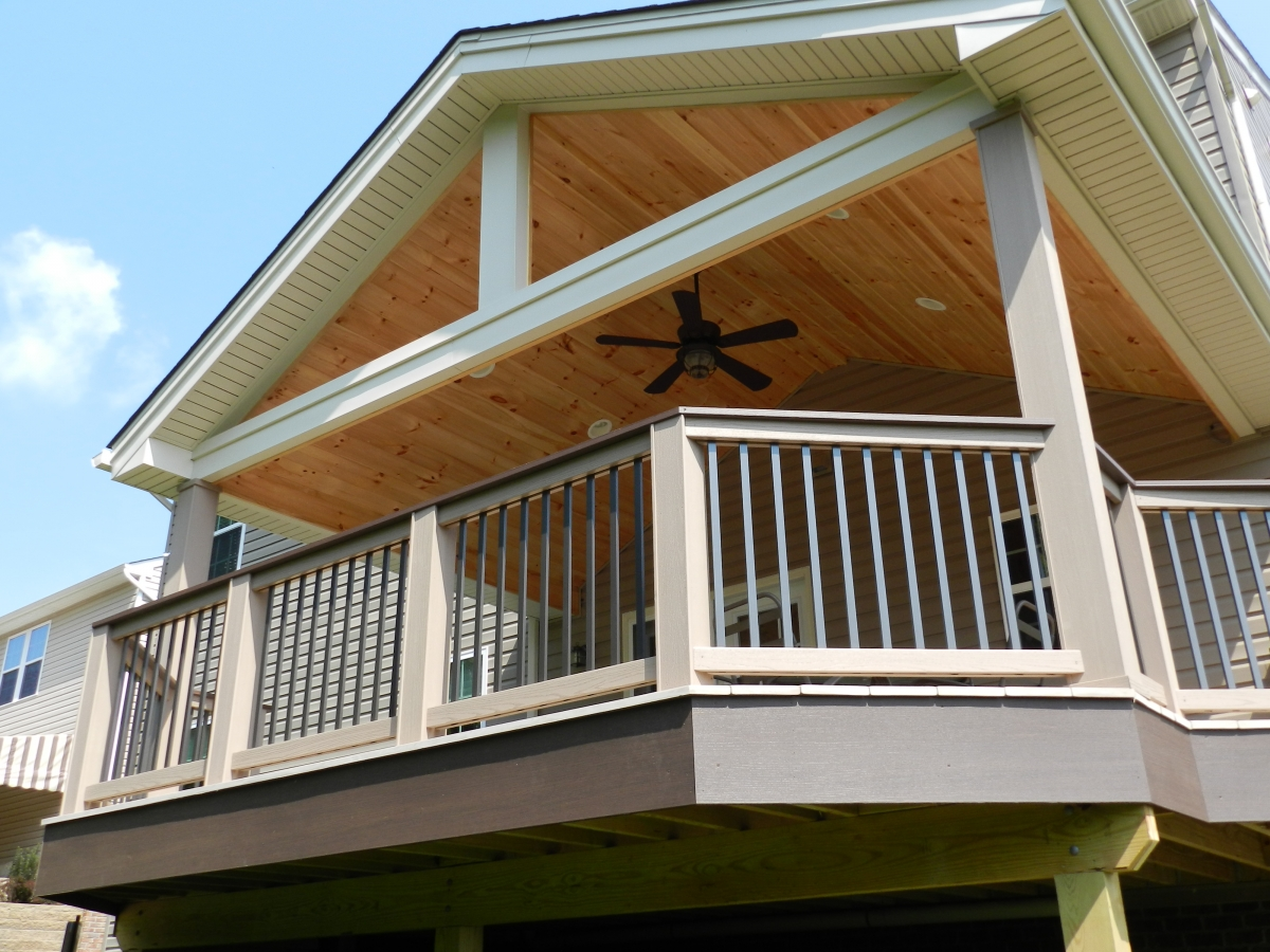 Roofs Affordable Decks And Additions